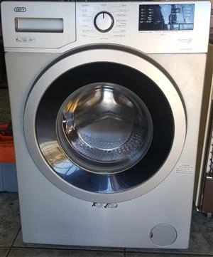 Washing Machine Defy Metalic Frontloader 6kg