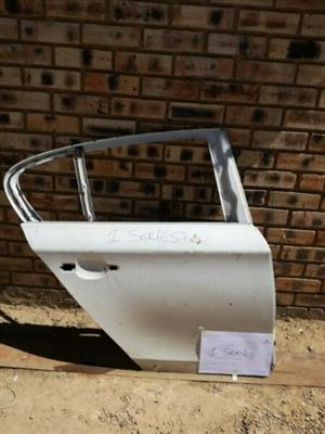 Bmw 1series F20 Right Rear door  Contact for Price