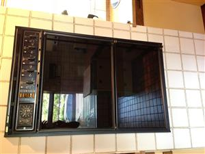 defy double oven