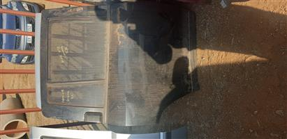 Jeep Compass Rear Doors