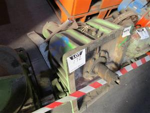 Renold Crofts 20:1 Ratio Gearbox- ON AUCTION