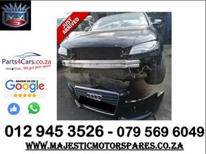 Audi A4 B8 stripping for spares