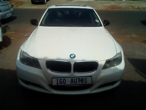 2009 BMW 3 Series 323i Exclusive