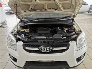 2007 Kia Sportage 2.0 AWD