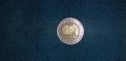Used, I am selling R5 mandela coin 2018 for sale  Vereeniging