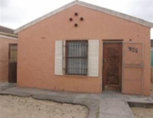 House for Sale KHAYELITSHA