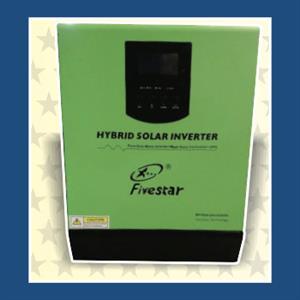 Solar : Inverter Hybrid 3kva