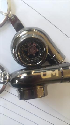 Turbo Key Ring - UM