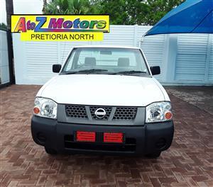 2015 Nissan NP300 Hardbody 2.0 (aircon)