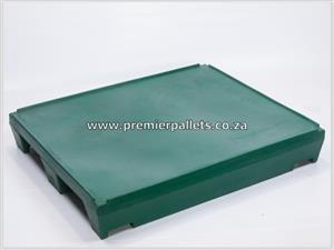 Damaged and strong: Plastic Pallets  Standard size pallets – 1200×1000