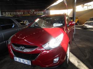2011 Hyundai ix35 2.0CRDi Elite