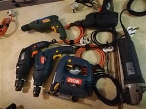 Power tools combo