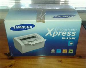 Samsung Xpress Black & White Printer brand new - never been used