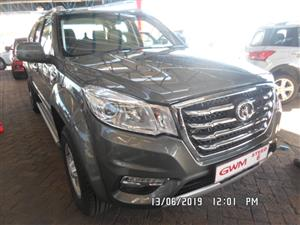 2019 GWM Steed 6 double cab STEED 6 2.0 VGT XSCAPE P/U D/C