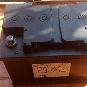 car battery for sale R700
