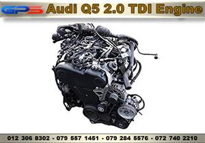Audi 2.0 TDI Used Engine for Sale