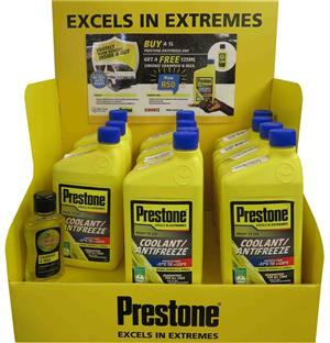 Prestone Coolant / Antifreeze Special Offer - SA Taxi Auto Parts quality spares