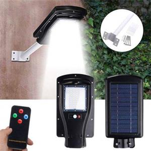 30W Solar lights on SPECIAL