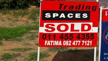 Are you having thought of selling  ?
