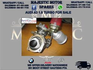 Audi A3 turbo for sale