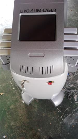 Urgent Sale of  Laser Lipo Machine