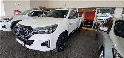 2019 Toyota Hilux double cab HILUX 2.8 GD 6 RB RAIDER P/U D/C A/T