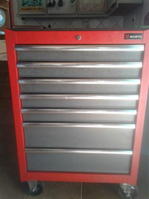 Wurth drawer trolleybox