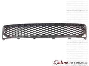 VW Golf MK 6 Front Bumper Grille Center P3 2009-2012