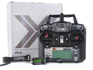 Bait boat: i6x radio and receiver R 1000.00