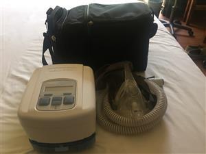 DEVILLEBISS CPAP MACHINE