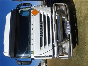 Very neat Iveco at a give away price