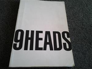 9 Heads book for sale