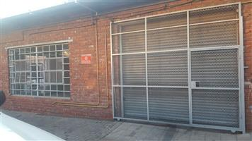 Factory in Koedoespoort Industrial Area  R30sq M near Queenswood and Villeria