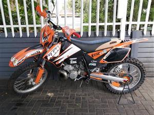 2003 KTM 125 EXC