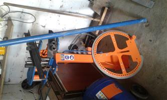 Ysterman Heavy duty Bending Machine