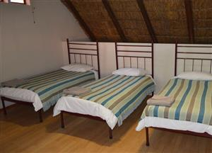 Mount Amanzi 5 Sleeper Full Self Catering 26 to 29 April