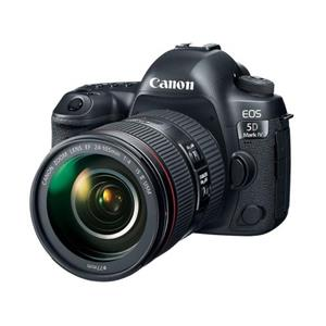 Canon EOS-5D Mark IV DSLR Camera Kit with Canon EF 24-105mm F4L II USM Lens