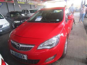2013 Opel Astra 1.6 Enjoy