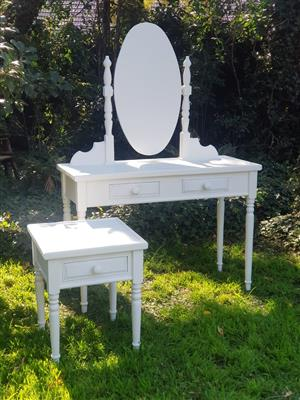 White Candy Buffet Table for hire