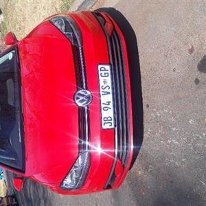 2017 VW Golf cabriolet