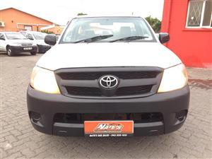 2006 Toyota Hilux 2.5D 4D S