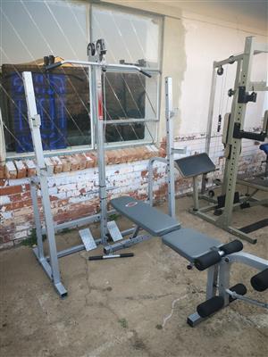 Trojan gym