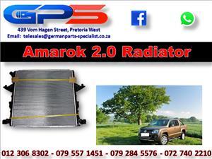 VW Amarok 2.0 Radiator New Part for Sale