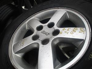 JEEP GRAND CHEROKEE TYRES RIMS AND MAGS FOR SALE