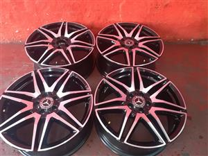 19inch v-class mag rims for sale