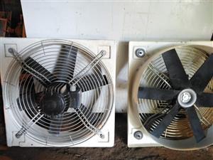 Fans - Electric motor