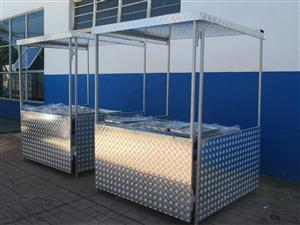 Foodwarmers Stand