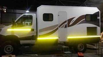 caravan & motorhome refurbishment