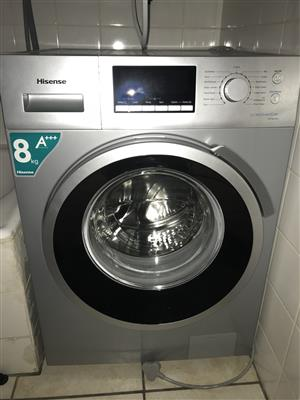 Hisense 8Kg Washing Machine