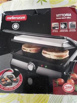 Mellaware Vittoria Panini Multi grill for Sale